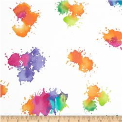 Michael Miller Painterly Color Drops Spring