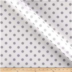 RCA Polka Dots Sheers Grey