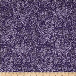 Harlow Paisley Purple