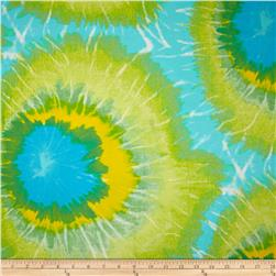 Premier Prints Tie-Dyed Lime