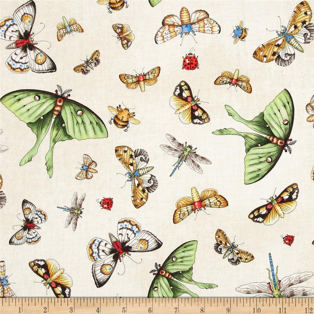 Woodsy Wonders Butterflies & Bugs Cream