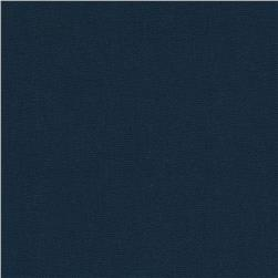 Premier Prints Dyed Solid Navy Blue Fabric