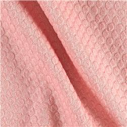 Honeycomb Double Knit Blush
