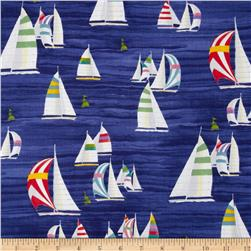 Moda Coastal Breeze Regatta Ocean