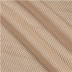 Mod Stretch Mesh Tan