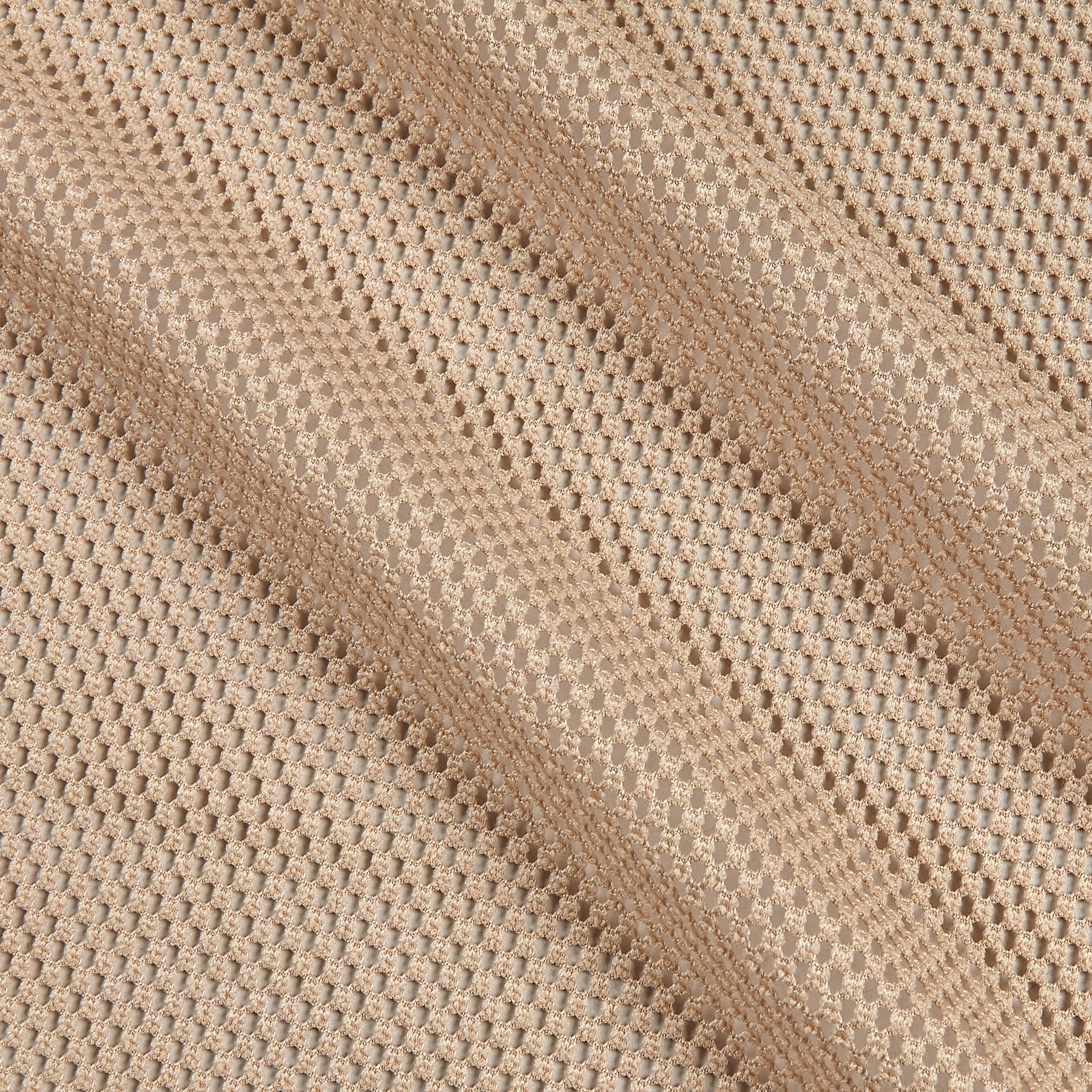 Telio Mod Stretch Mesh Tan Fabric 0395285