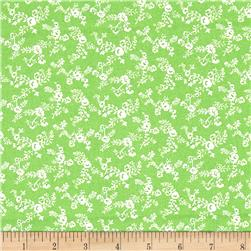 A Bundle of Pink Floral Green