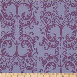 Valori Wells Cocoon Linen Blend Grace Hyacinth Fabric