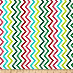 Michael Miller Mini Chic Chevron Garland