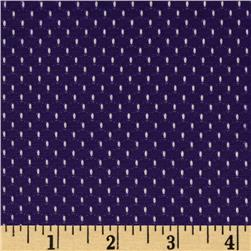 Team Spirit Athletic Mesh Purple
