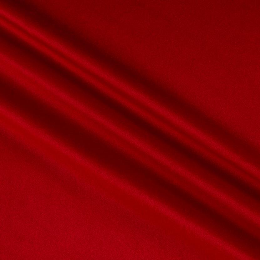 Alpine upholstery velvet red discount designer fabric for Velvet fabric