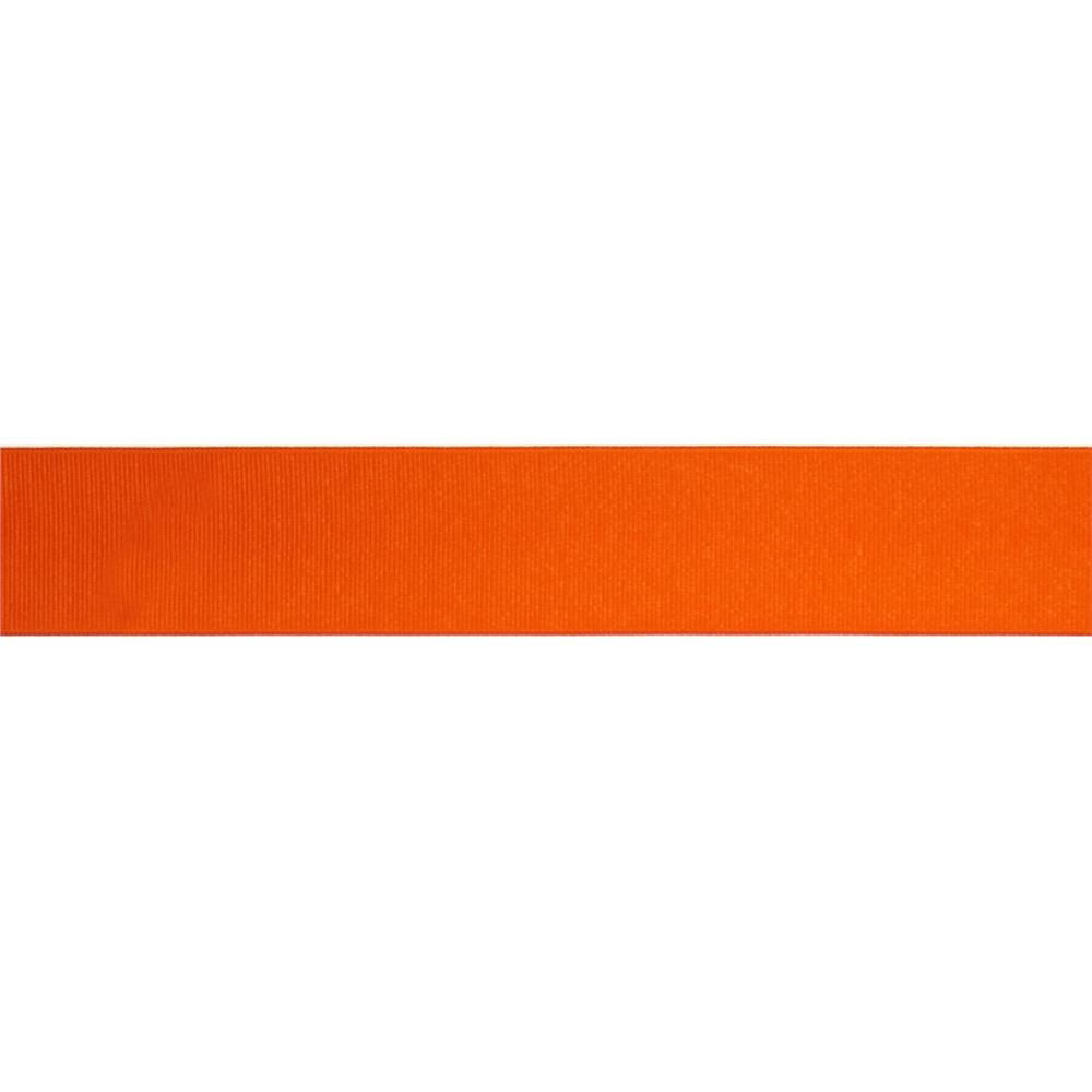 "1 1/2"" Grosgrain Solid Ribbon Orange"