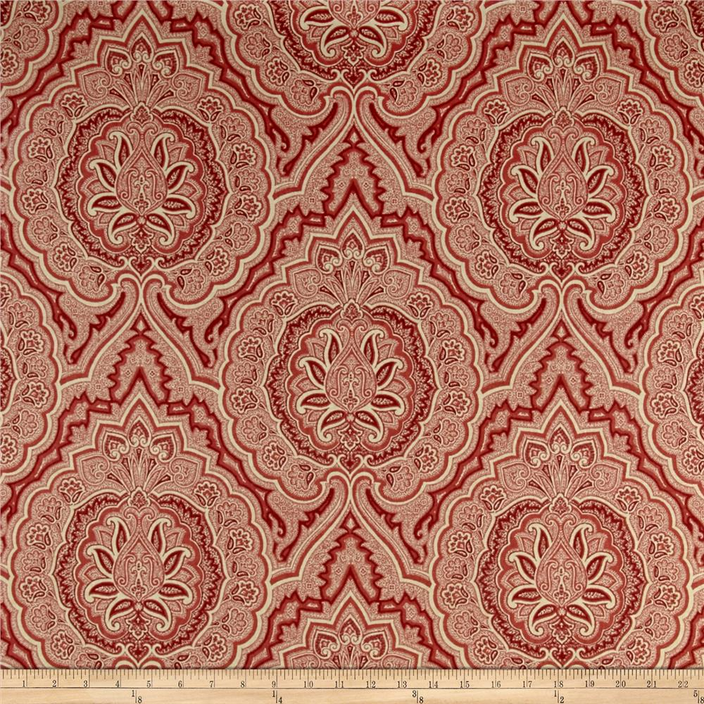 Waverly Balsamine Bayberry Discount Designer Fabric