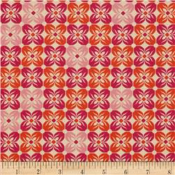 Joel Dewberry Notting Hill Cotton Voile Square Petals