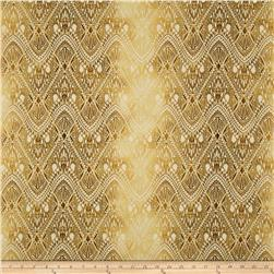 Beau Monde Metallic Medallion Cream