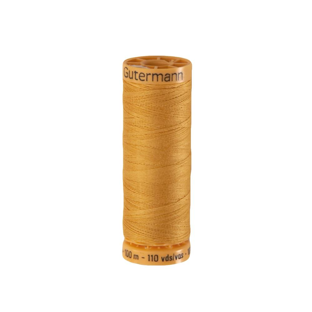 Gutermann Natural Cotton Thread 100m/109yds Saffron
