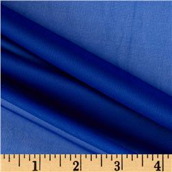 Nylon Mesh Tricot Royal