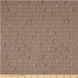 Contempo Zentastic Whiskers Taupe/White