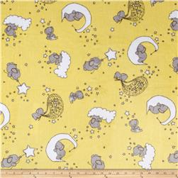 Shannon Sweet Melody Designs Minky Cuddle Dream Big Banana