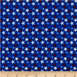 Stars And Stripes Stars Blue