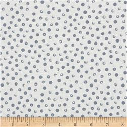 Bread & Butter Clever Dots White/Grey