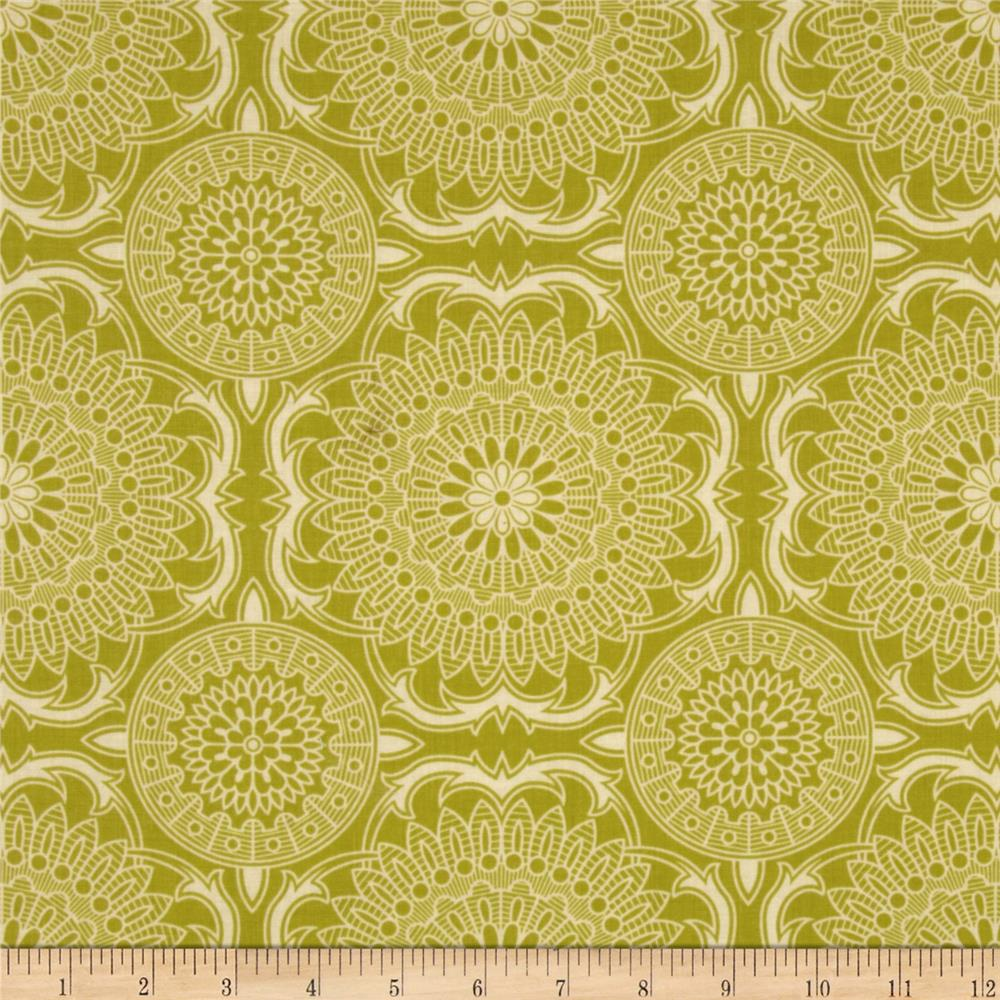 Joel Dewberry Bungalow Doily Grass