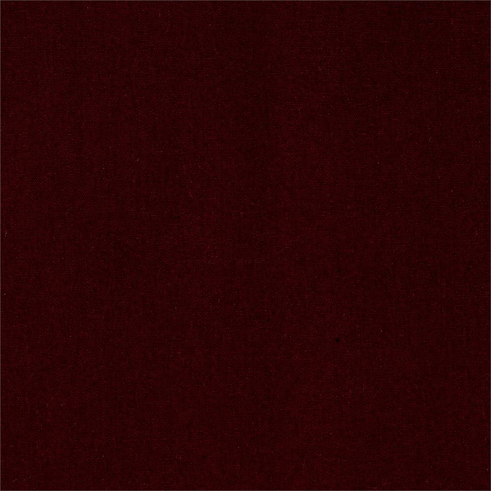 Kaufman Superluxe Poplin Burgundy