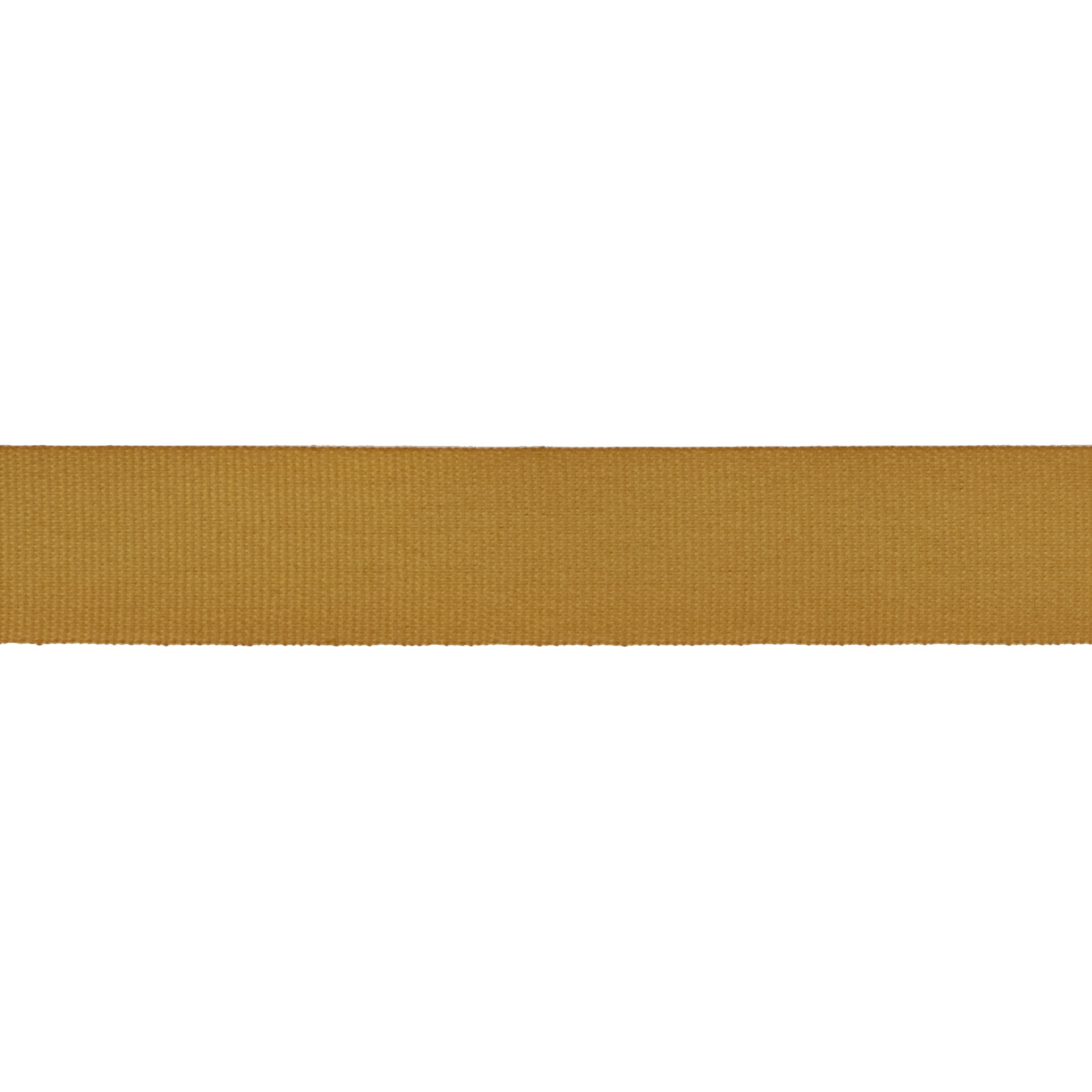 5/8'' Faux Canvas Ribbon Antique Gold