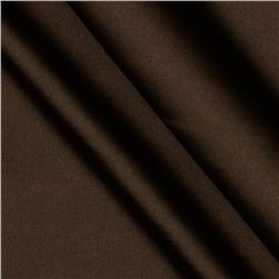 Stretch Charmeuse Satin Espresso