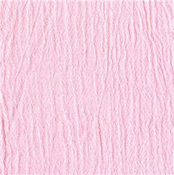 Cotton Gauze Baby Pink