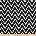 Swavelle/Mill Creek Indoor/Outdoor Zapallar Chevron Ebony