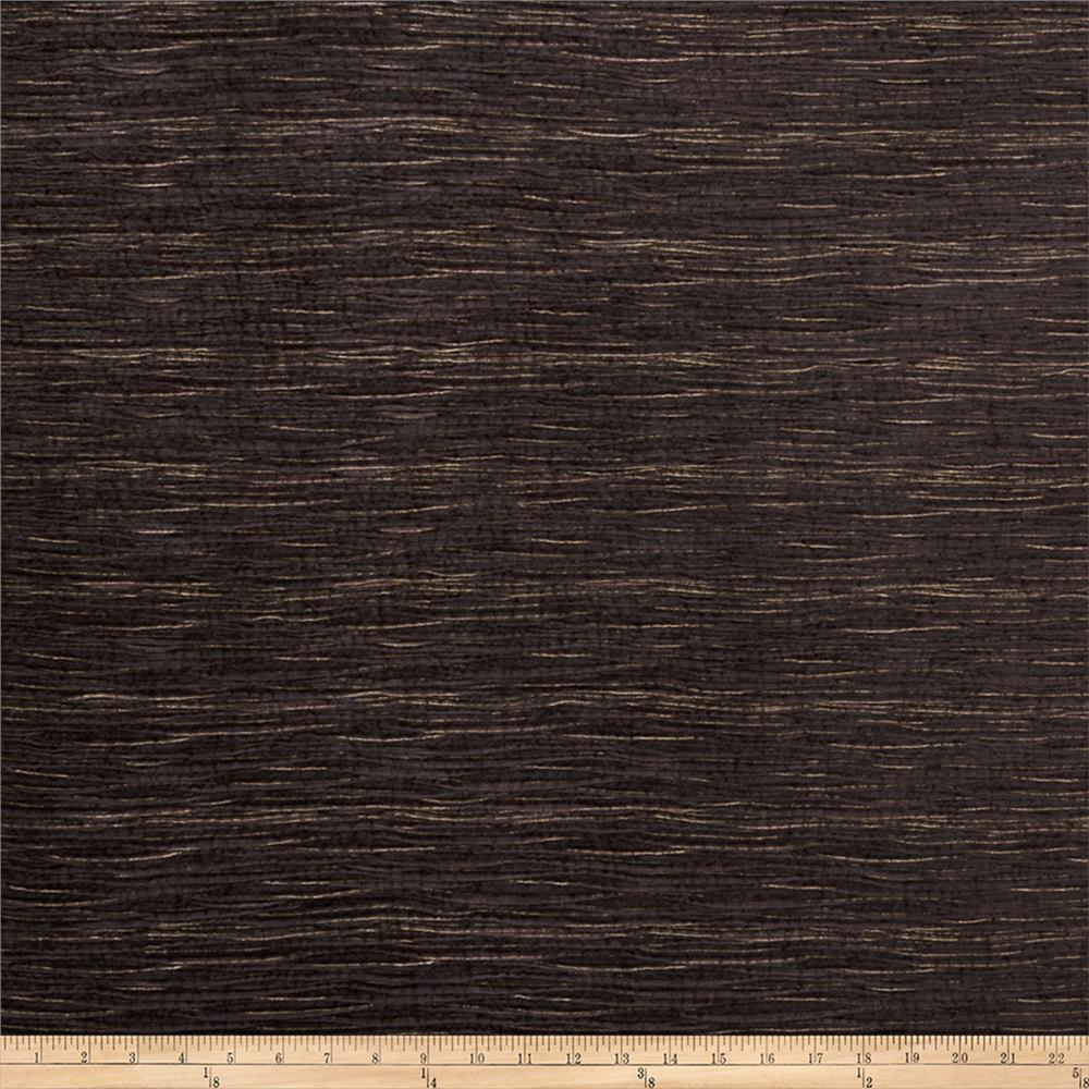 Fabricut Swoozie Chenille Chocolate