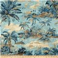 Tommy Bahama Home Dec Scenic Beauty Riptide