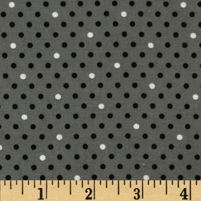 Spotlight Dots Grey