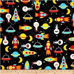 Kaufman Space Explorers Space Collage Primary