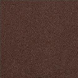 Stretch Sateen Denim Brown