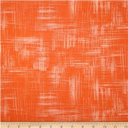 Michael Miller's Painter's Canvas Tangerine