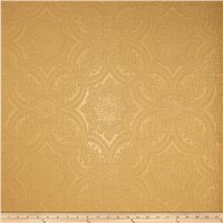 Waverly Lacey Matelasse Ginger Fabric