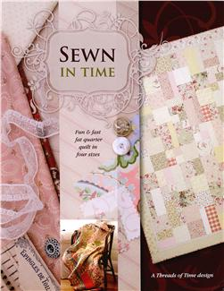 Sew In Time Quilt Pattern