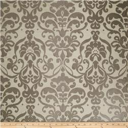 Fabricut Jacquard Totti Damask Heather