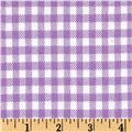 Marcus Primo Plaids Color Crush Flannel Gingham Check Purple