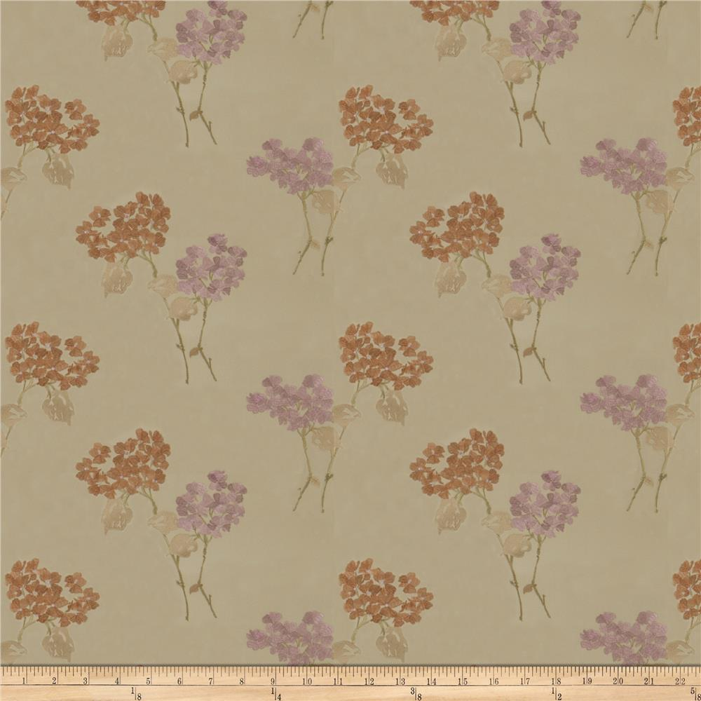 Fabricut Picturesque Faux Silk Sage