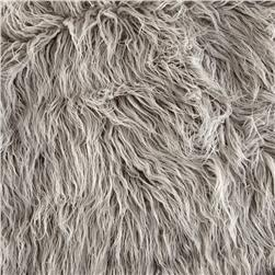 Luxury Faux Fur Curly Yak Vapor