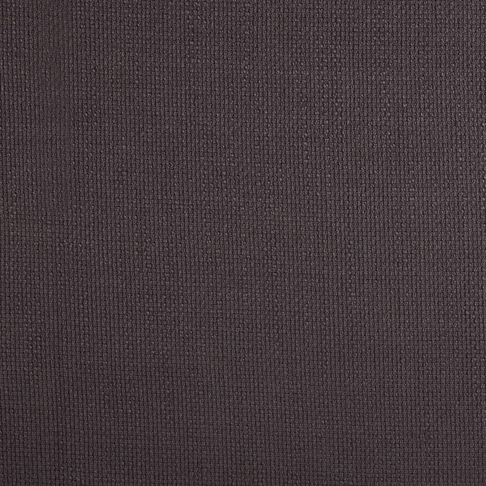 European Faux Linen Upholstery Soot