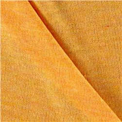 Designer Knit Solid Pastel Orange