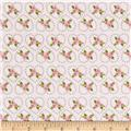 Riley Blake Kewpie Love Rose Cream