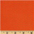 Mini Dots Orange