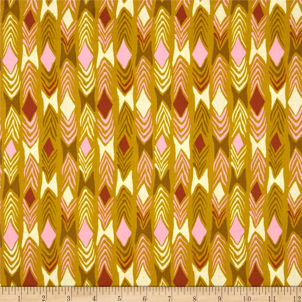 Cotton +  Steel August Diamond Back Gold
