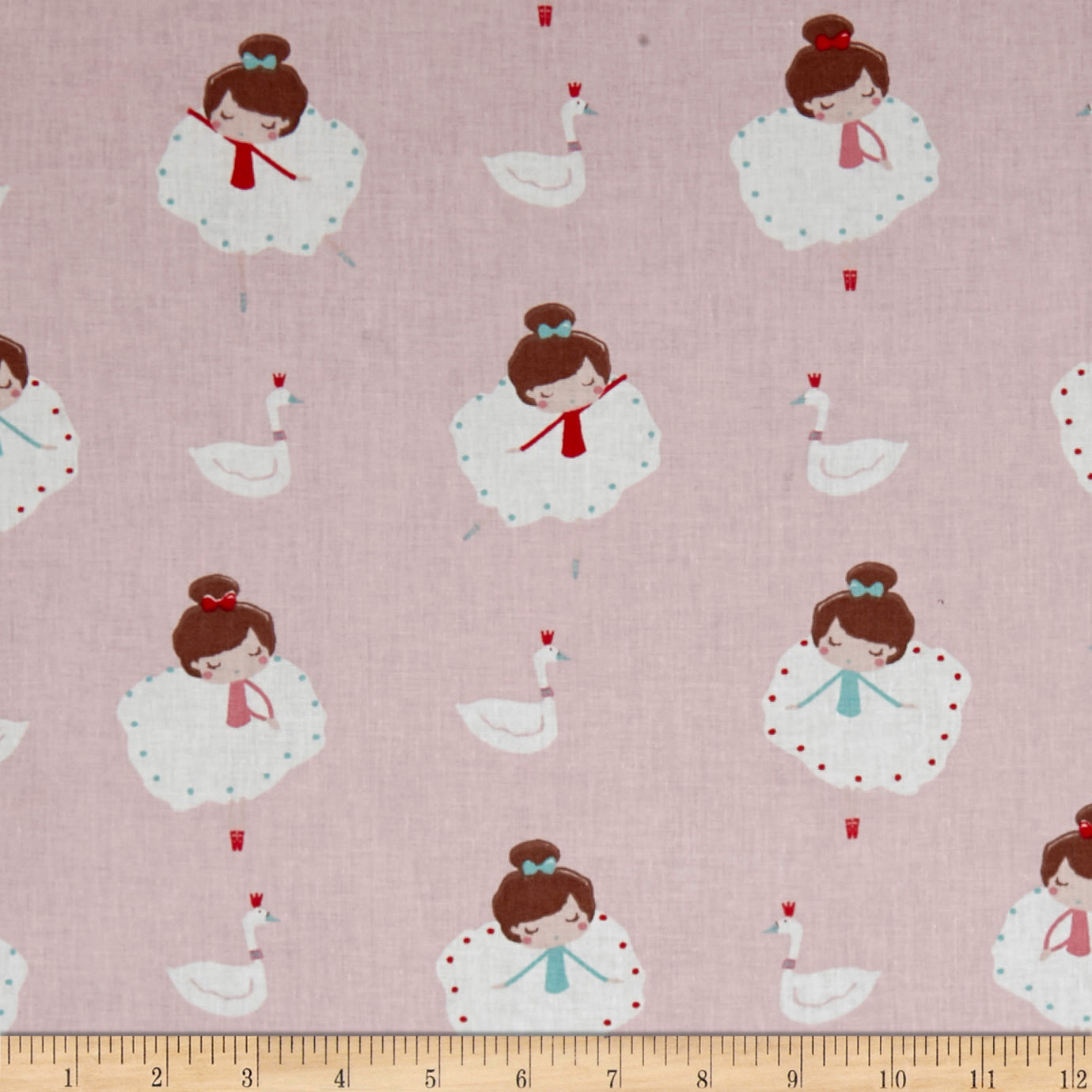 Stof France Infants Pietra Rose Fabric