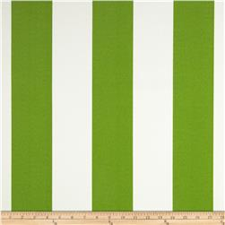 Richloom Solarium Outdoor Cabana Stripe Citrus